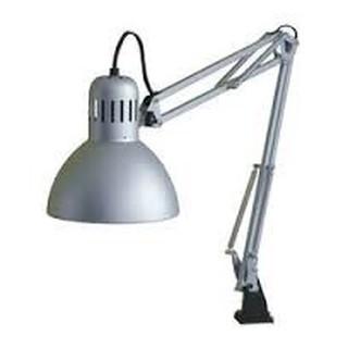 Ikea 機械手臂式 可拉伸 夾燈 桌邊燈 二手