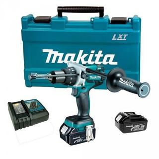 【欣瑋】Makita 牧田 DHP481RTE 18V 無刷 震動電鑽 DHP481 雙5.0Ah