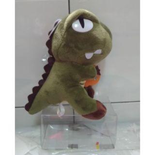 全新含吊牌   可愛的   恐龍寶寶  絨毛玩偶
