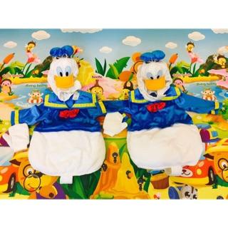 Disney唐老鴨裝 正品香港迪士尼