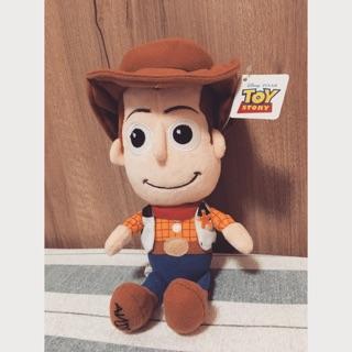 正版 Toy story玩具總動員胡迪 牛仔 娃娃 玩偶