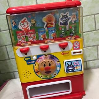 麵包超人飲料販賣機(二手)