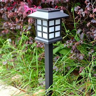 超赞!2 件戶外太陽能LED 燈