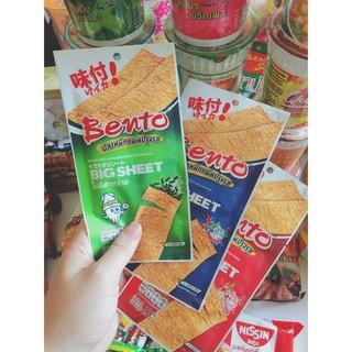 泰愛妃泰國連線 泰國代購 泰國零食 Bento新口味魷魚片
