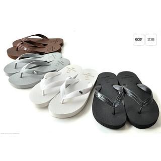 (超級爆款)AF 小鹿男款平跟人字拖鞋防滑耐磨沙灘涼鞋情