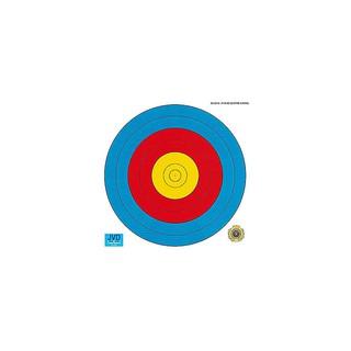 [Goodshot 專業射箭弓箭器材]FITA 認證複合弓50公尺專用靶紙 - 複合弓 傳統弓 反曲弓 十字弓