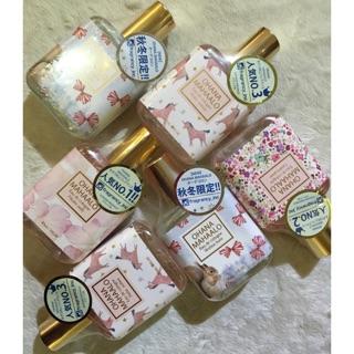 【紅鶴現貨到】日本超夯 OHANA MAHAALO 隨身香氛香水 淡香水 30ml