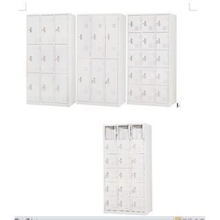 MCF傢俱工廠-多款鋼製衣櫥/2人/4人/6人/9人2人/15人置物櫃/鐵櫃/員工置物櫃/(多款熱賣)(台中歡迎自取)