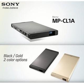 (結帳特惠) Sony MP-CL1A 行動雷射微型投影機 1920x720 高畫質投影 MP-CL1 後續新款
