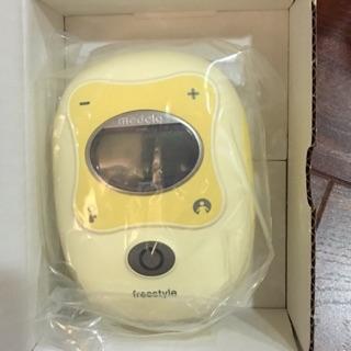 【Medela 美樂】FreeStyle 雙邊電動吸乳器 M235(免費附贈背袋(裝美樂機)➕全新集乳瓶及保溫袋)