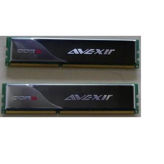 Avexir 宇帷 DDR3 1333 4G 記憶體 終身保固 雙面顆粒