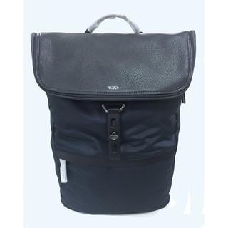 TUMI HAYDON ELIAS FLAP BACKPACK 064002NVY單肩包
