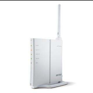 BUFFALO 巴比祿 WCR-GN 無線寬頻分享器