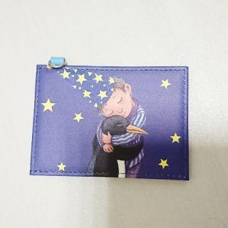 [現貨的即寄出]  全新真品幾米 擁抱系列 星星企鵝儲值卡夾