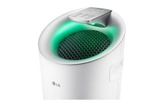 LG WIFI版 空氣清淨機(圓柱型.大白))  AS401WWJ1