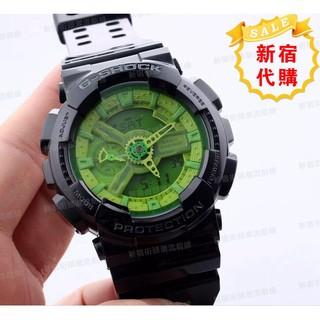 Pxy代購 GA-110B-1A3 綠巨人 卡西歐 CASIO G-SHOCK 防震 防水 抗磁 運動手錶 型男正妹必備