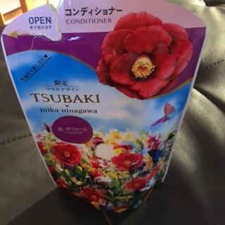 [日本帶回]TSUBAKI 思波綺 潤髮乳補充包