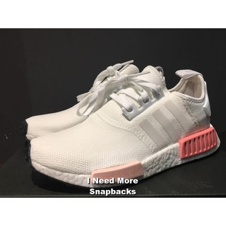 [INMS]全新Adidas NMD R1 White Rose 白玫瑰粉 BY9952