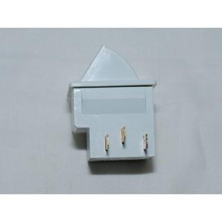 冰箱門開關 三洋 冰箱 燈開關(扇形3P)