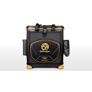 (桃園拓源釣具) WEFOX WBX-3002 背式軟式冰箱 35L 黑色