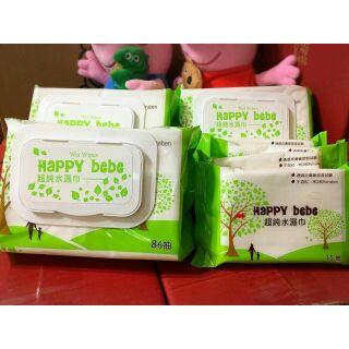 財神版Happy Bebe濕紙巾