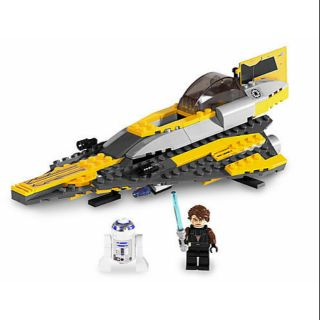 LEGO7669 安納金絕地戰機Anakin''s Jedi Starfighter星際大戰-無盒