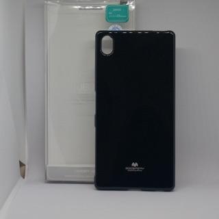 Sony Xperia z5p mercury手機殼 黑色