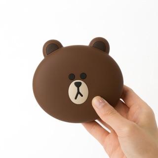 韓國連線代購LINE 熊大行動電源(9000mAh)
