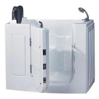 開門式浴缸 108S-R 氣泡按摩款 (110*63*92cm)