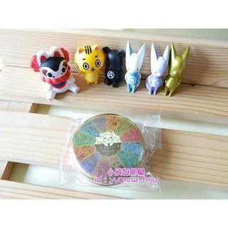 §小俏妞部屋§ Pocket Monsters神奇寶貝Pikachu皮卡丘12星座圖案便條紙