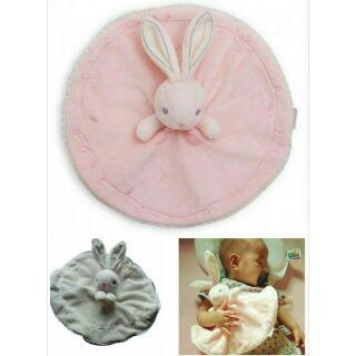 巧巧小舖 法國Kaloo 天鵝絨系列毛絨安撫玩具安撫兔、超