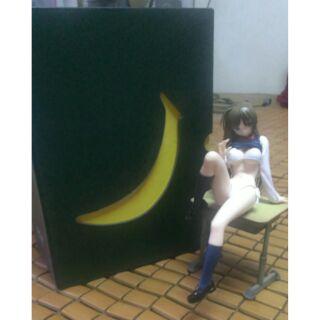 港版 有損 native 香蕉女孩 PVC 1/7 可脫