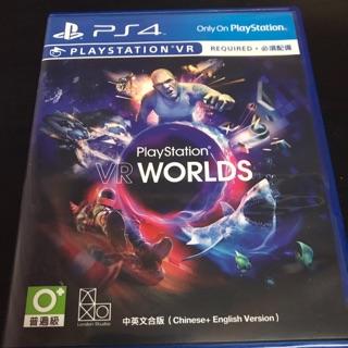 PS4 VR WORLDS 中文