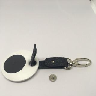 Gogoro 鑰匙圈 真皮鑰匙圈