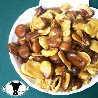 【零食點心】蠶豆酥(蒜味/黑胡椒)(600)