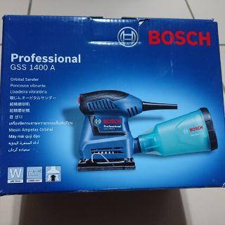 BOSCH GSS 1400A 砂紙機