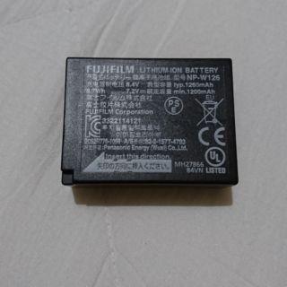 W126 富士X相機電池