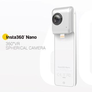 Insta360 nano iphone用 360度全景相機