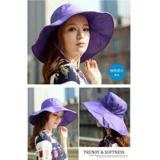 韓版防曬 抗UV 抗紫外線 防潑水 可摺疊 登山帽 太陽帽