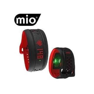 MIO FUSE 第二代連續心率監測手環 (深紅, 長腕帶版)