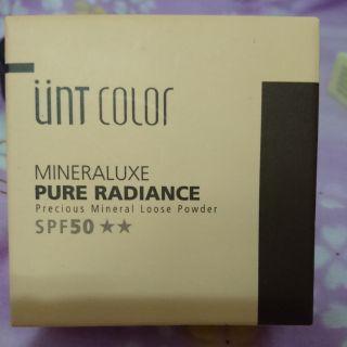 UNT 全新十礦肌高防曬蜜粉SPF50自然肌