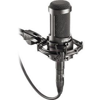 【Q比】鐵三角 Audio-Technica AT2035 電容式麥克風 at2020新款
