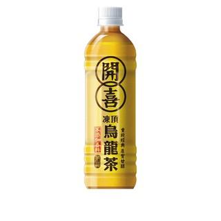 合併5箱以上免運(限台南、高雄) [飲料大盤大] 開喜 烏龍茶 575ml(24入)