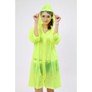 現貨 韓國 時尚 男女 成人雨衣 加大碼 雨衣外套 雨披 半透明 情侶漂流 超防水 防雨 連體雨衣
