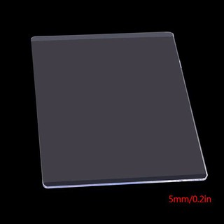 切割模具透明板平台替換墊