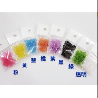 2m透明圓珠  200隻 透明系列(大包卡划算)台灣製造
