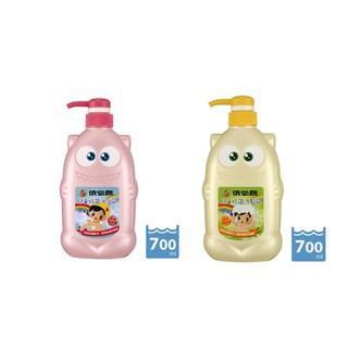 依必朗兒童抗菌洗髮乳(700ml/瓶)、依必朗兒童抗菌沐浴乳(700ml/瓶)
