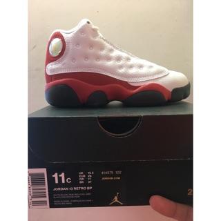 Air Jordan 13 BT BP 芝加哥配色 小童鞋 6c~10c 中童鞋11c~3y