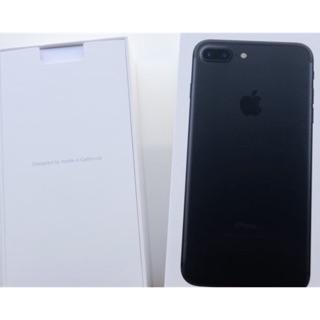 蘋果 iphone 7+ 二手 黑色128G 非零件機
