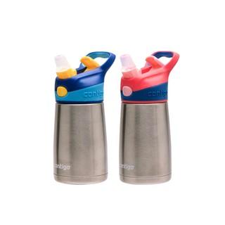 THEBABYSHOP 美國CONTIGO 不銹鋼吸管兒童保溫杯替換吸管